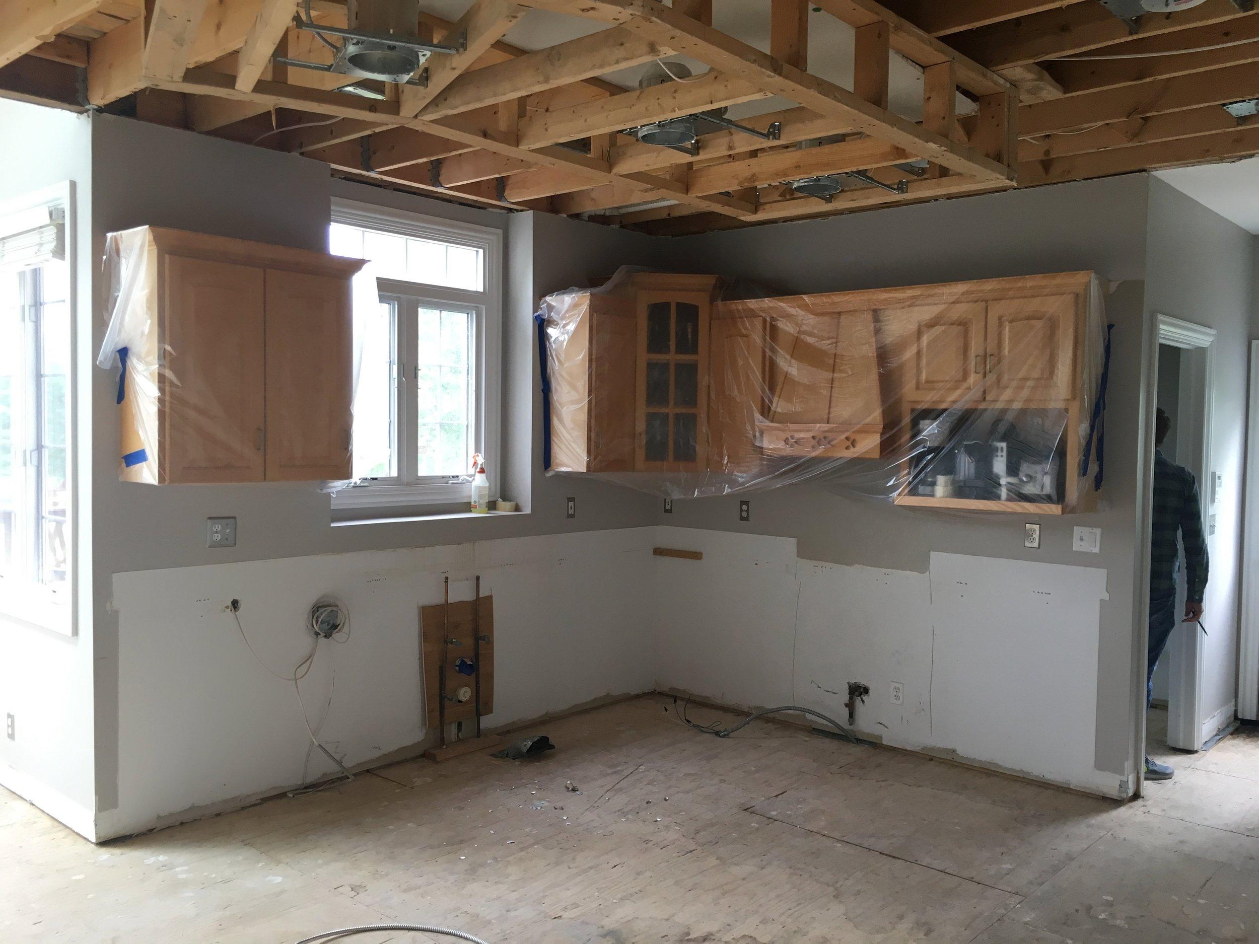 ILLINOIS KITCHEN & BATHROOM FLOOD DAMAGE REPAIR