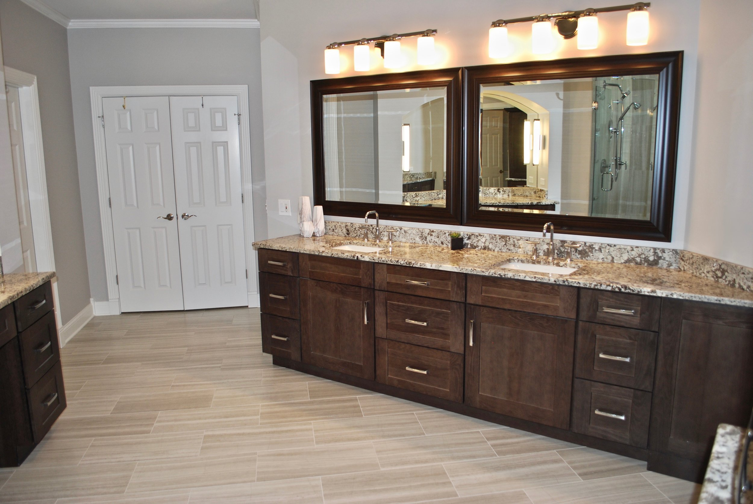 Double Vanity in Naperville IL Custom Bathroom .jpg