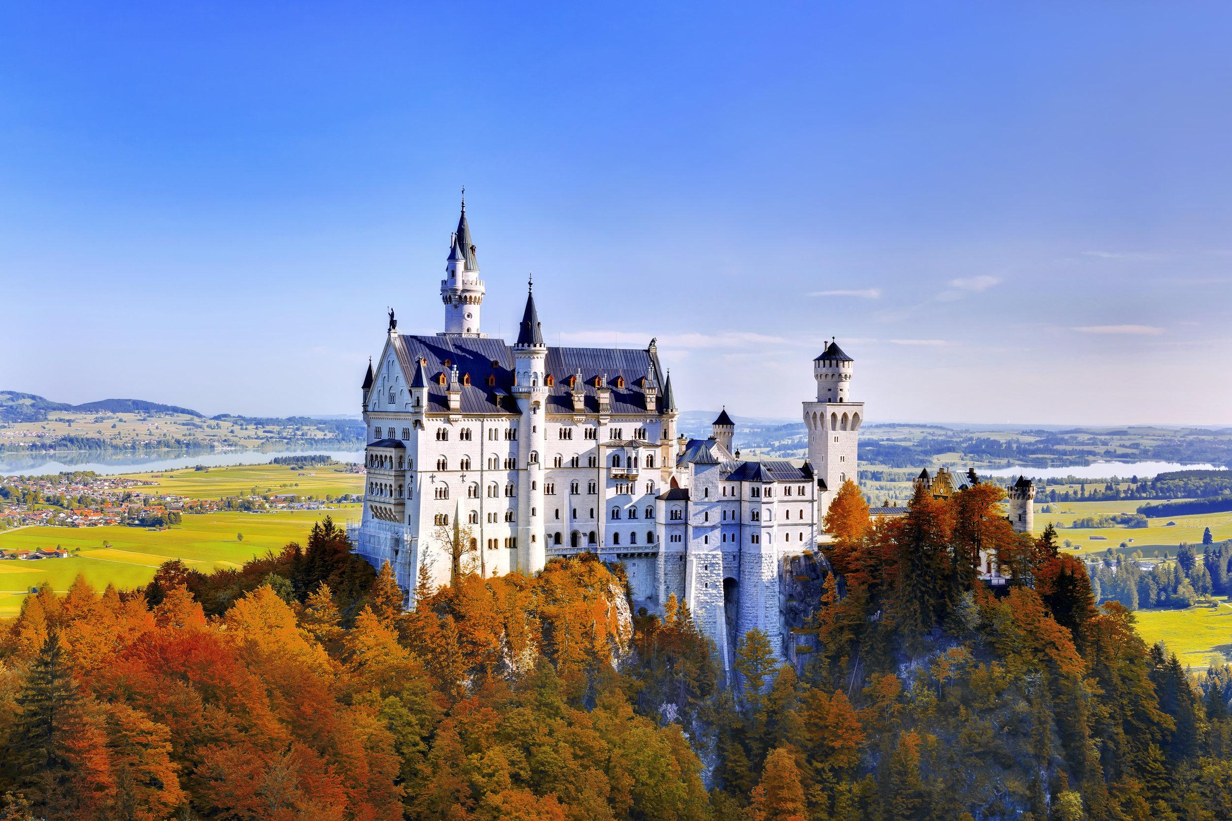 Munich, Neuschwanstein castle-2.jpg