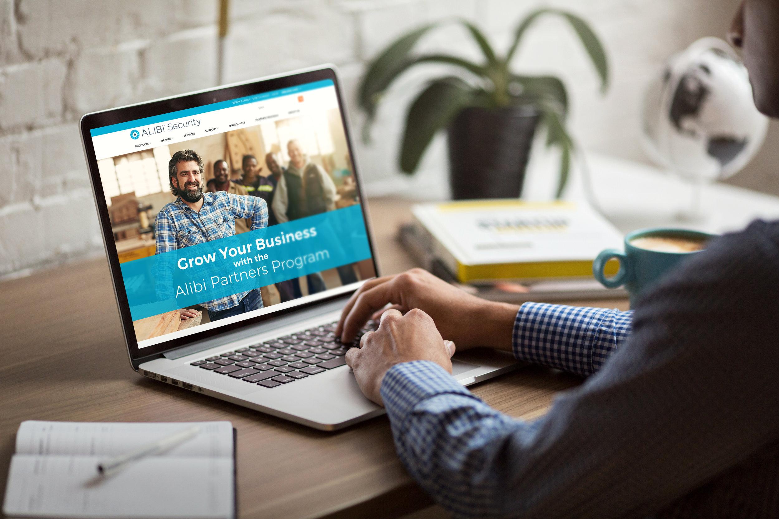 Dealer Program Landing Pages -
