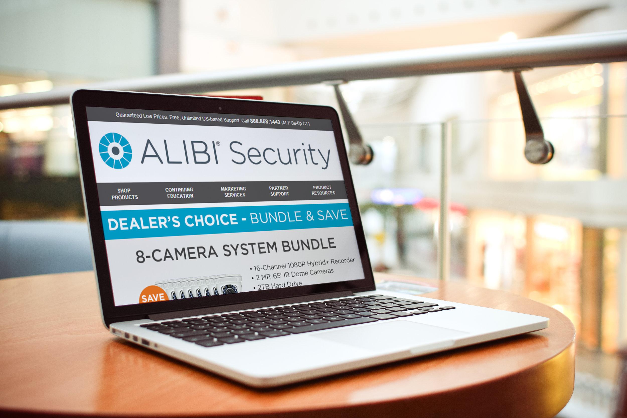 Alibi & SupercircuitsEmail Designs - Email Design
