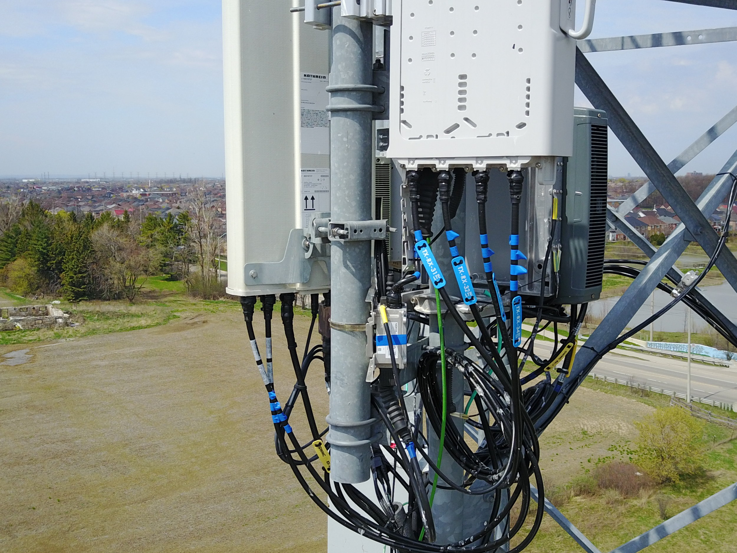 Asset Management / Infrastructure - A major telecomm tower manufacturer needed another perspective for generating reports of their tower conditions as well as the equipment mounted to them. We were able to generate a more accurate report with HD imagery in significantly less time than traditional inspection methods, while mitigating safety concerns.