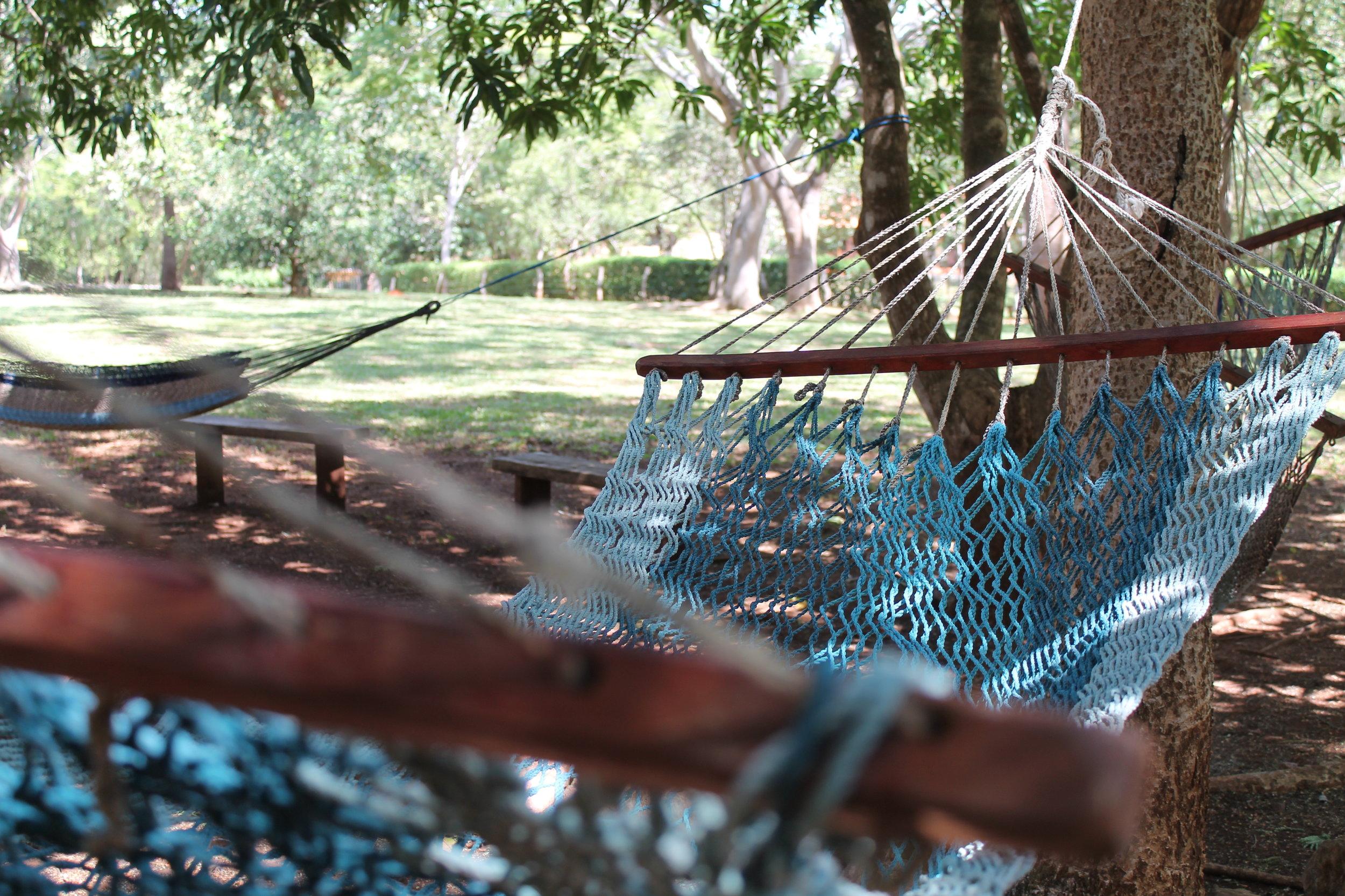 hammock at peace retreat costa rica