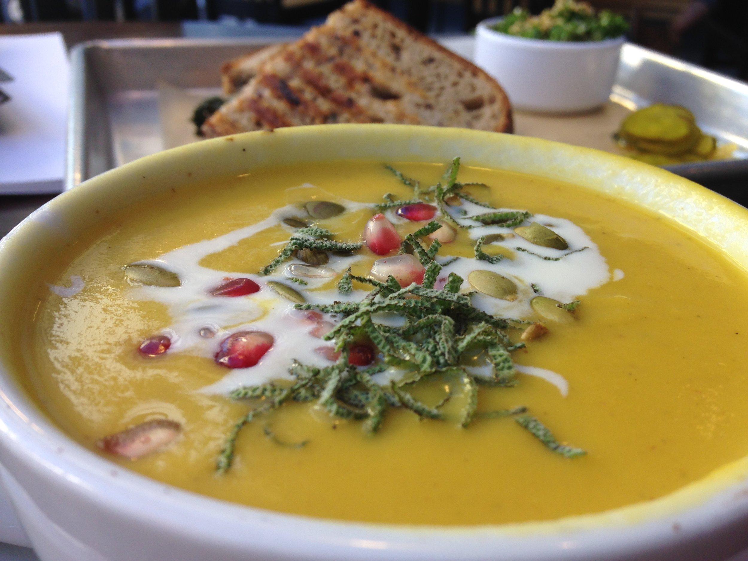 Ayurvedic soup