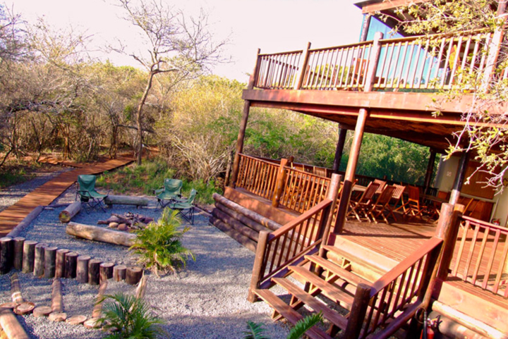 Umkhumbi lodge restaurant and bar