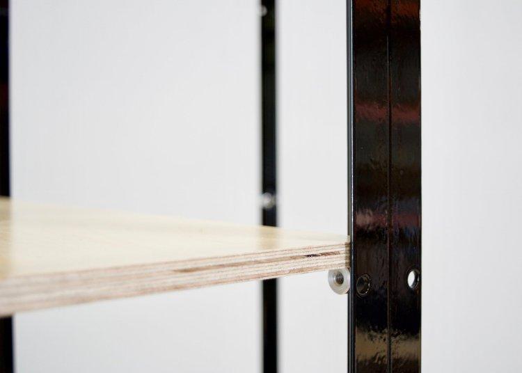 Workshop CA Interior Shelf