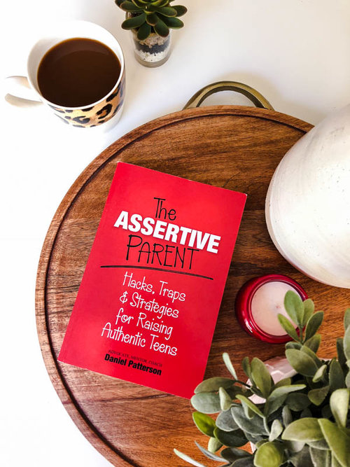 "The Assertive Parent - The Assertive Parent: Hacks, Traps and Strategies for Raising Authentic Teens is a book you NEED to read if you have teens or tweens. The only parenting book you need to read! He gets it, you guys. He's able to clearly spell out why it's so scary trying to parent right now.""This book is already my go-to guide for parenting my teenage boys! ...This is not a one-size-fits-all parenting book. It asks us to think about our own philosophy and values while providing strategies to help us parent from within the framework of our family. A MUST HAVE book for parents of teens!"""