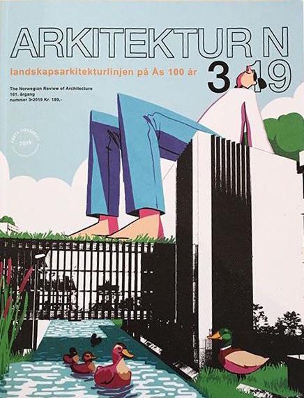 2019 - Arkitektur N