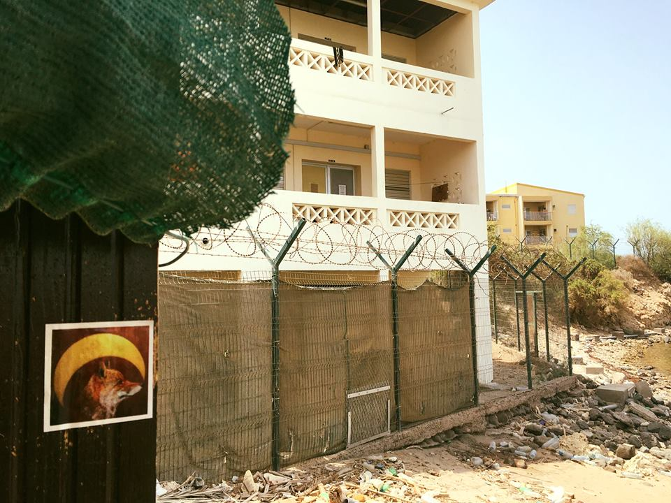 Kaylee Johnson, Djibouti City