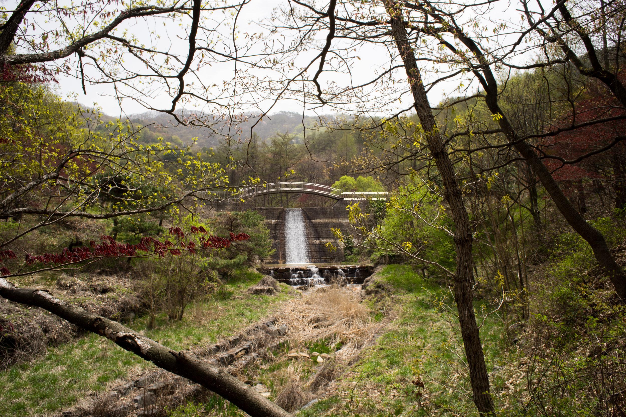 Hiking trails in Korea   are abundant, beautiful, and FREE!