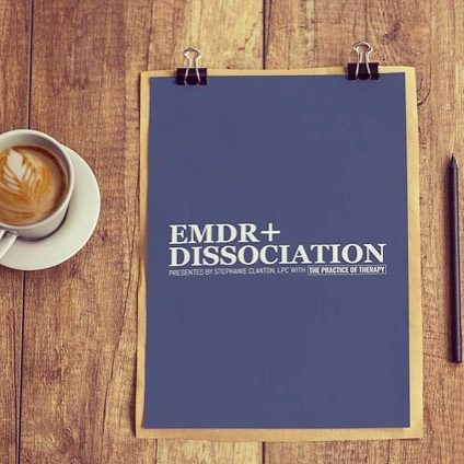 Our EMDR+Dissociation CEU is now sold out. We will be offering this training again in the new year. Subscribe to #thepracticeoftherapy for notification of new events!