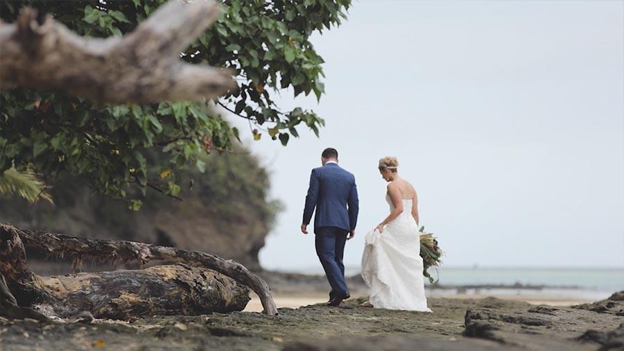 Lou & Wayne - Matanivusi Resort, FIJI