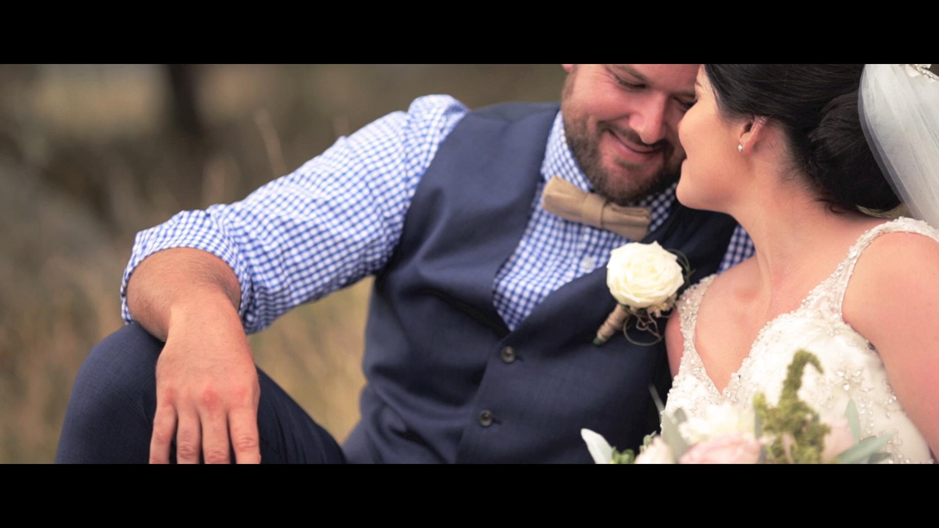 Breanna & Tom - Lake Crackenback Resort & Spa { short story }