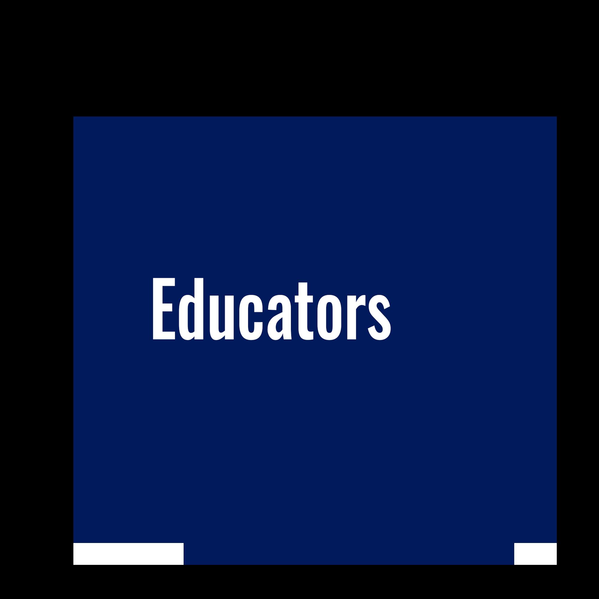 Educators circle