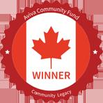Aviva Community Fund Community Legacy Winner 2017