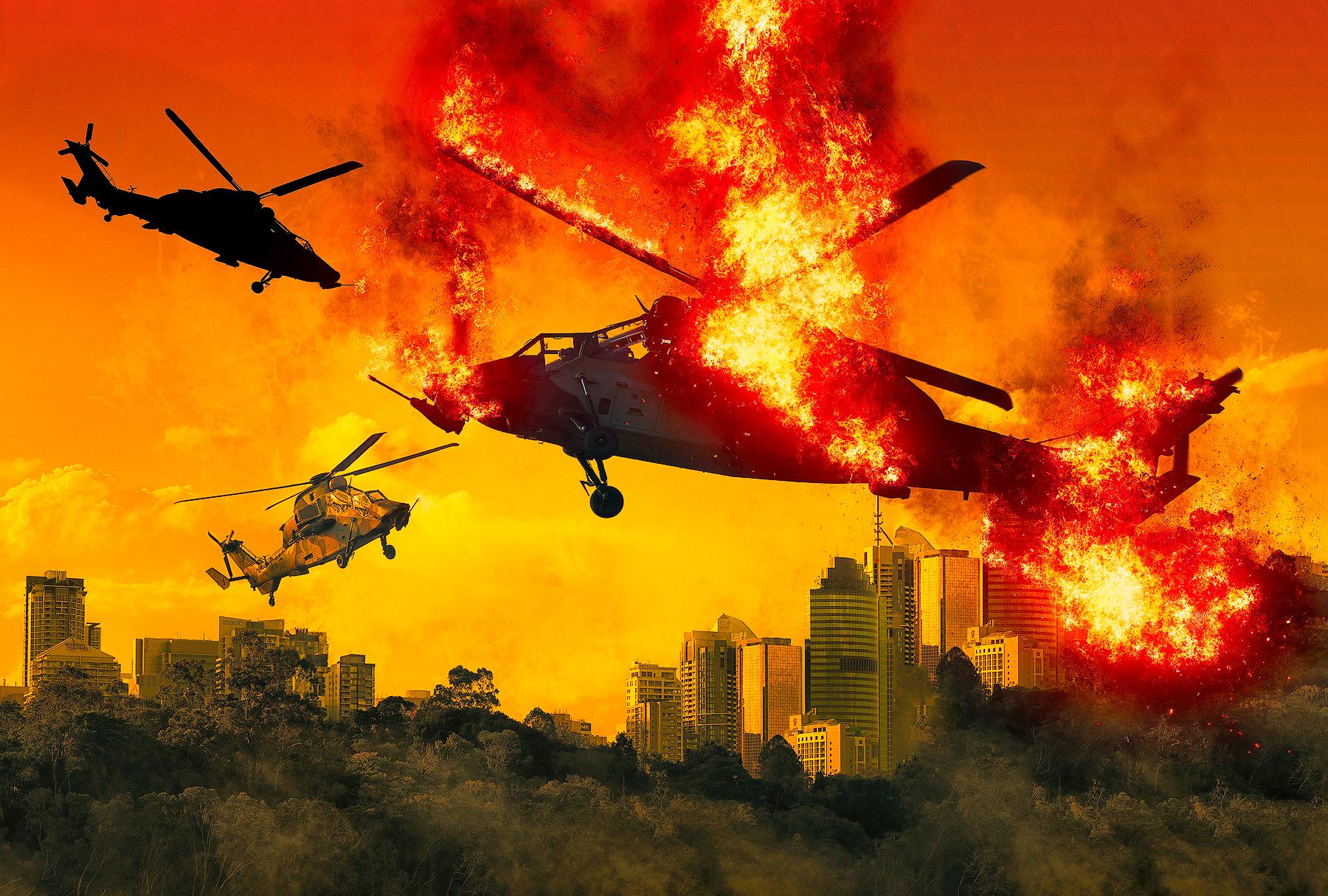 Riverfire Choppers
