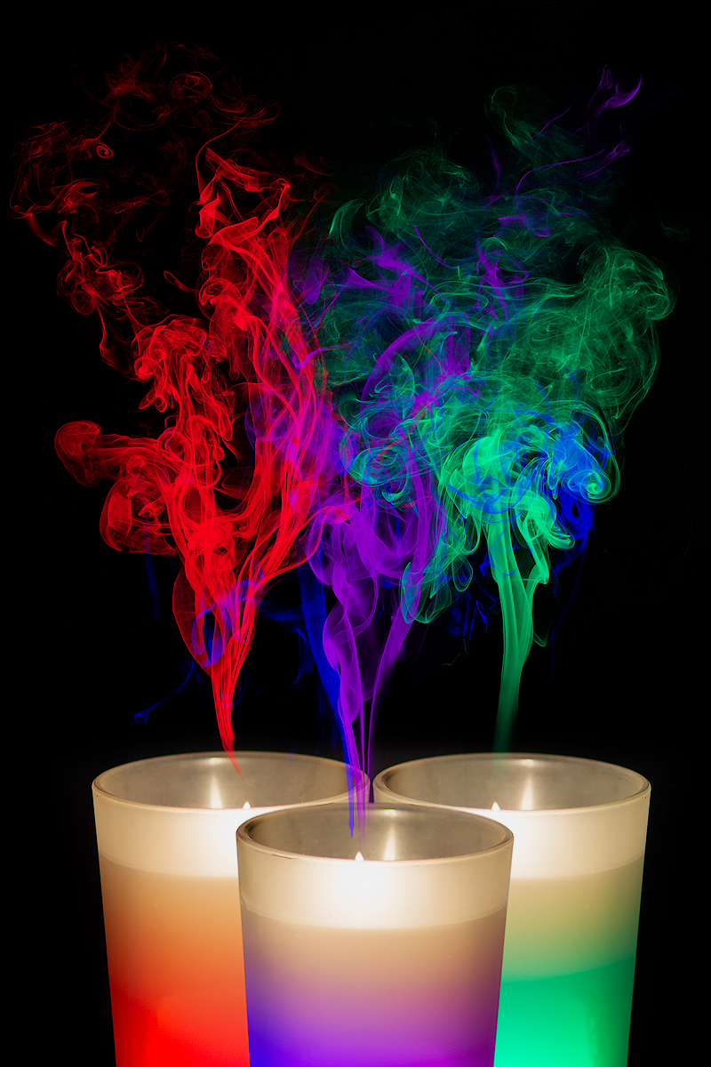 4 and 3 Candles