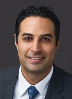 Ramin Hariri, Esq. (Associated Counsel)