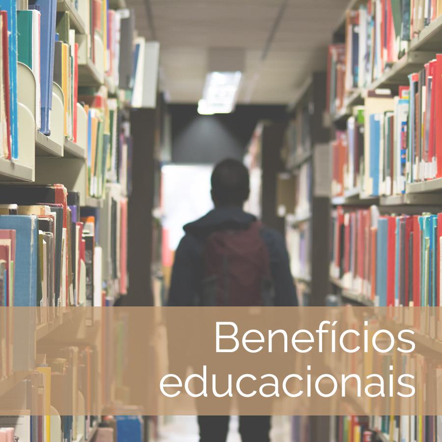 Benefícios educacionais