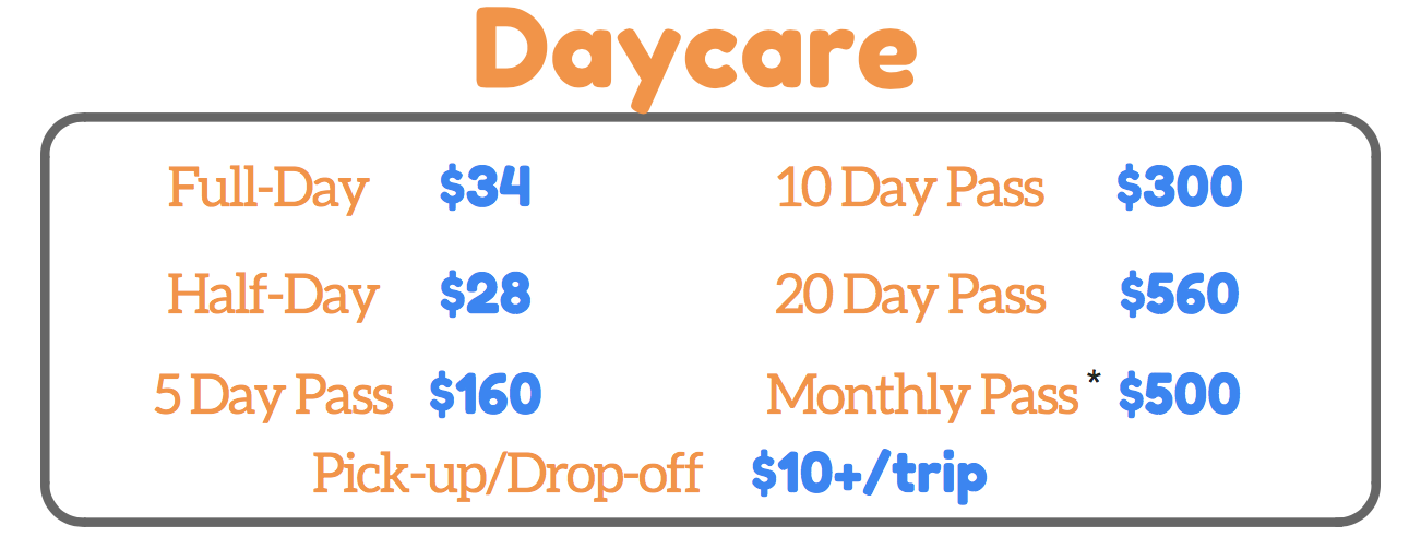* Monthly Unlimited expires 30 days from purchase date.  $5 cancellation fee applies for appointments cancelled within 24 hours of scheduled service.  $5 last minute fee applies to appointments booked within 12 hours of desired appointment.
