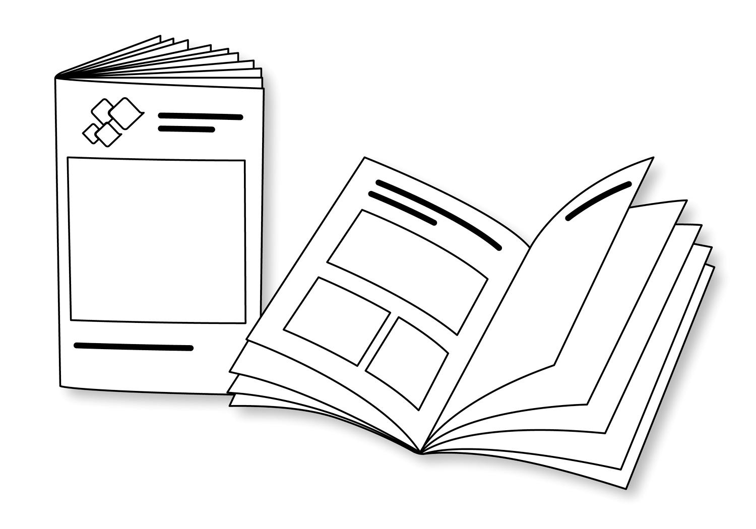 Catalogues and Magazines