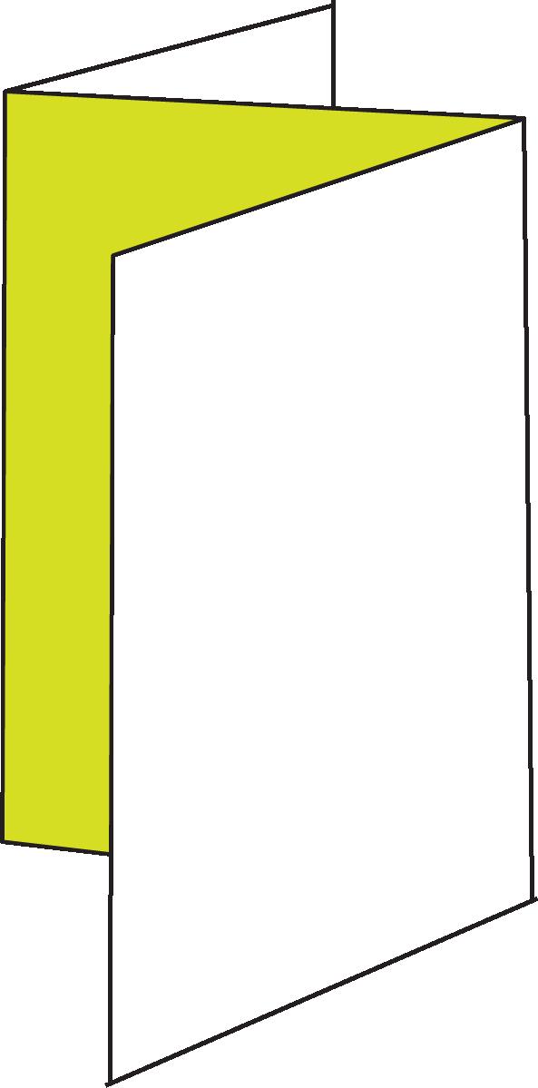 6pp Concertina Fold