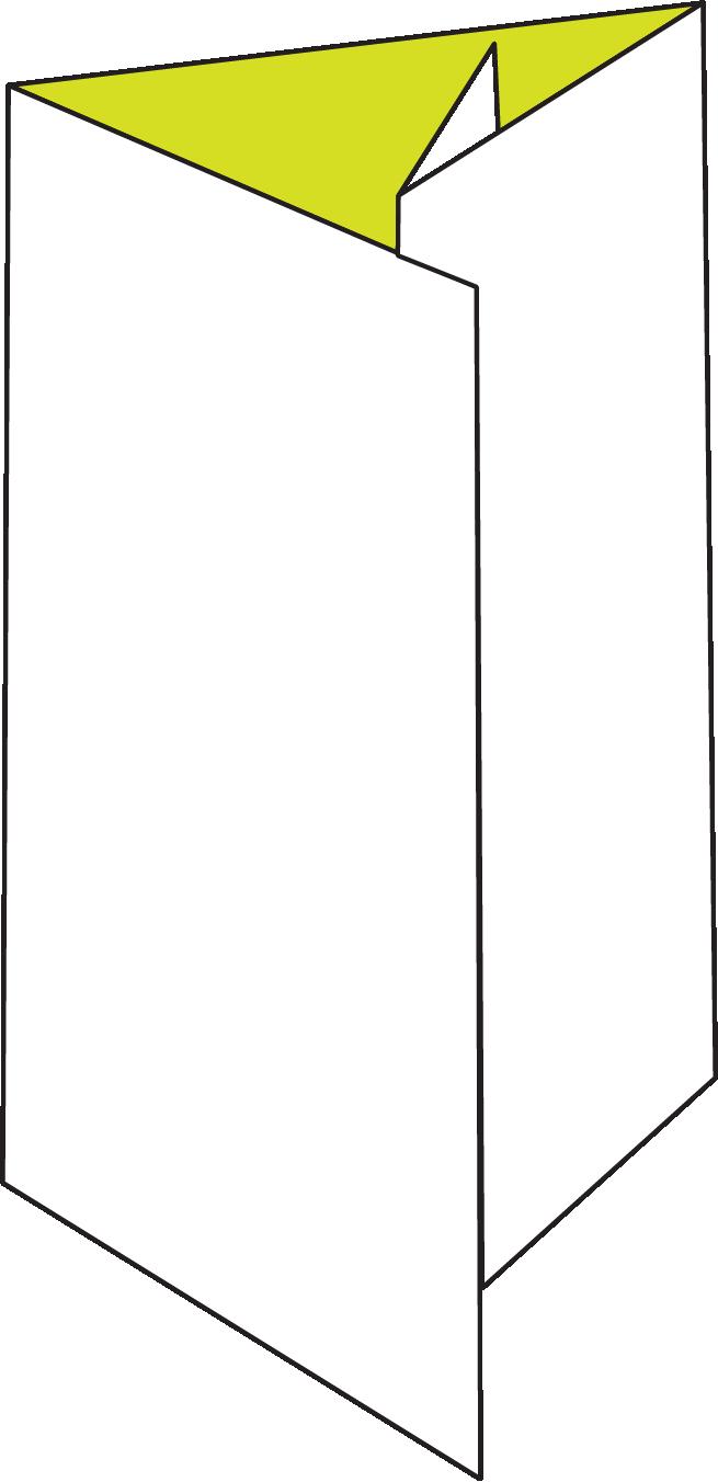 8pp Roll Fold