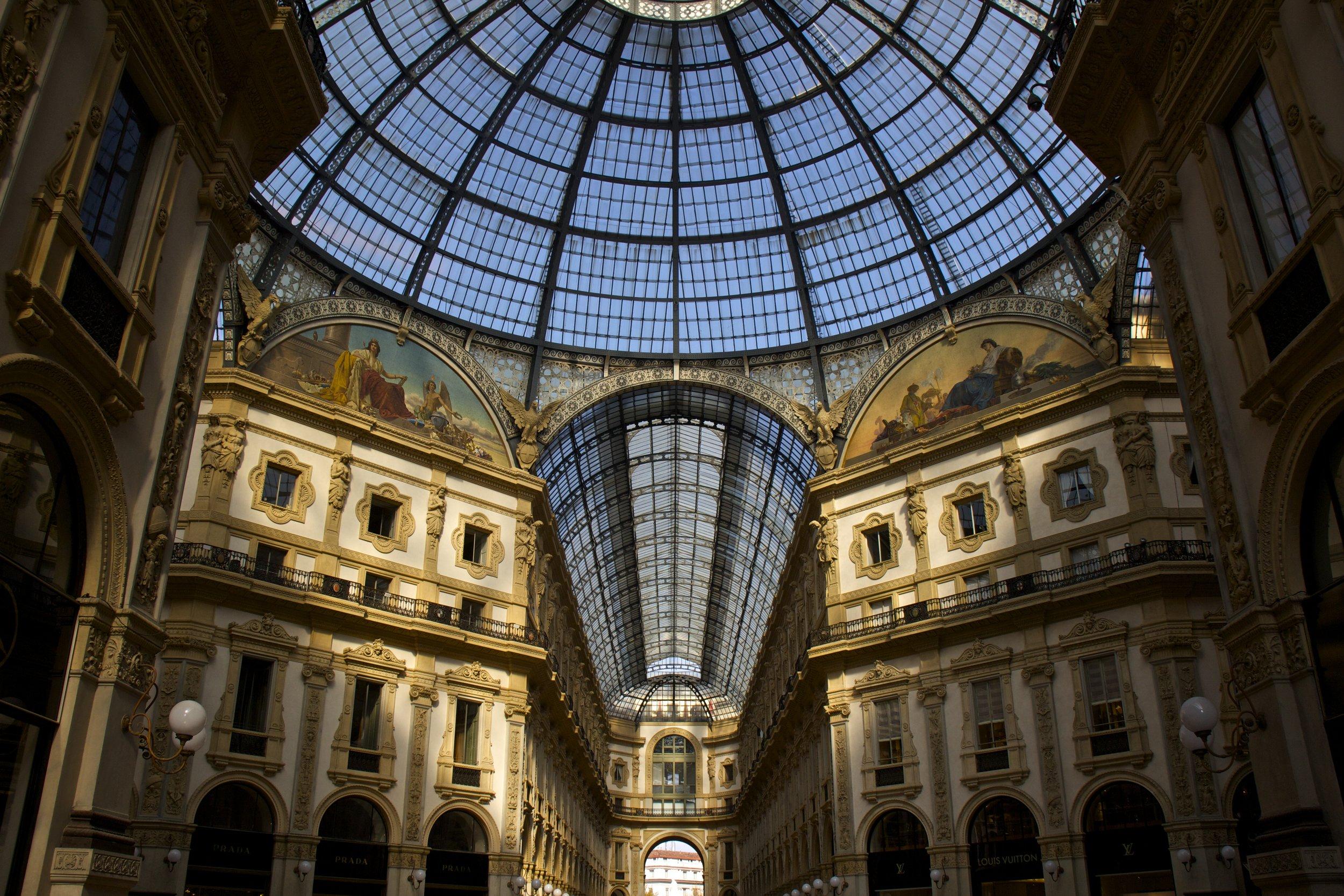 milan milano Galleria Vittorio Emanuele II 2.jpg