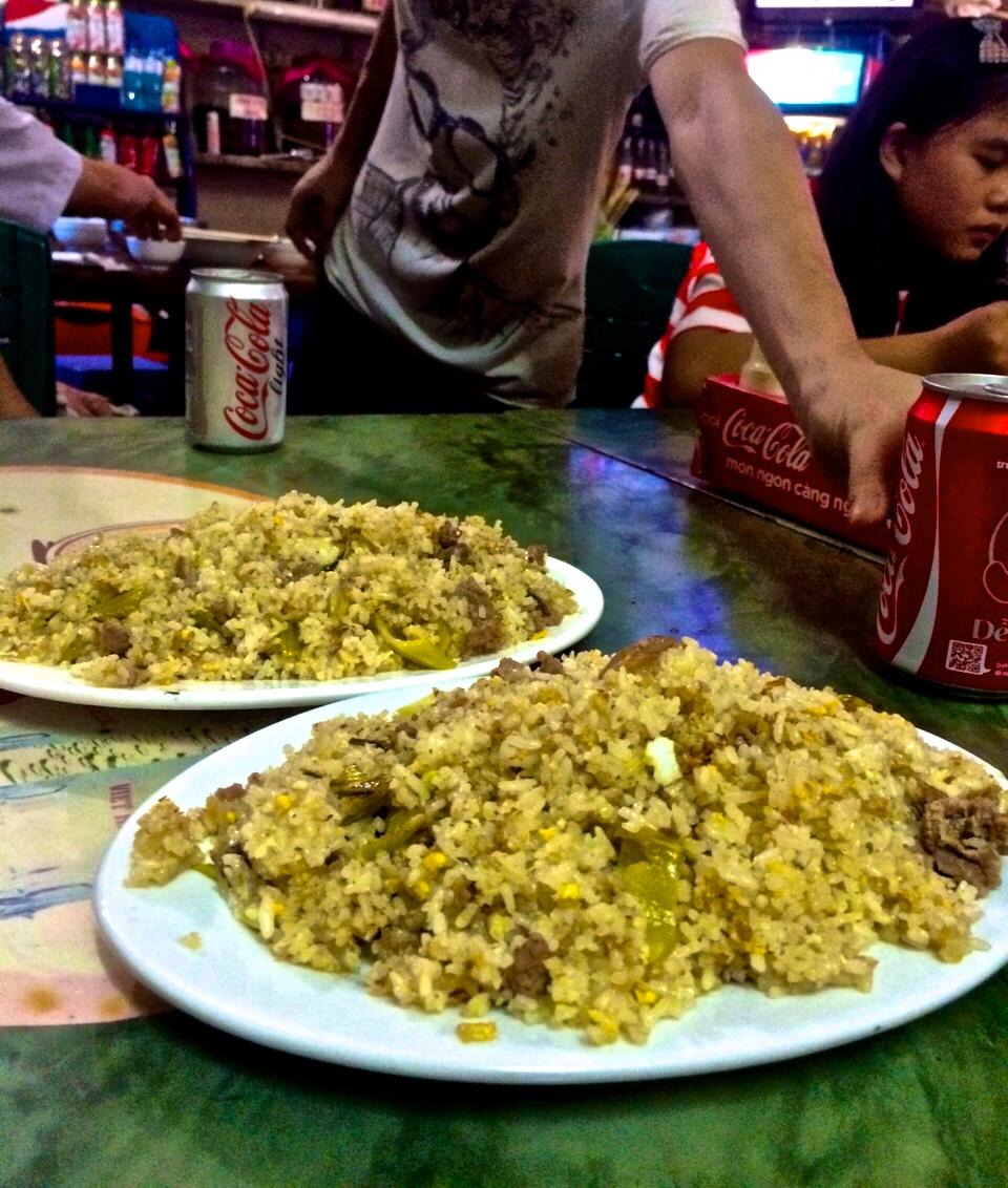 hanoi tay ho vietnamese fried rice.JPG