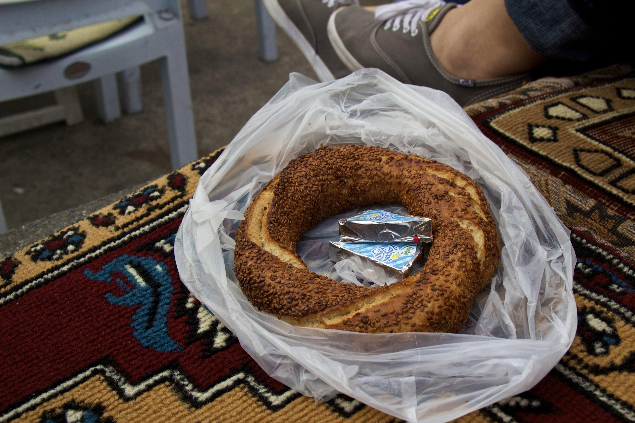 turkish bagel