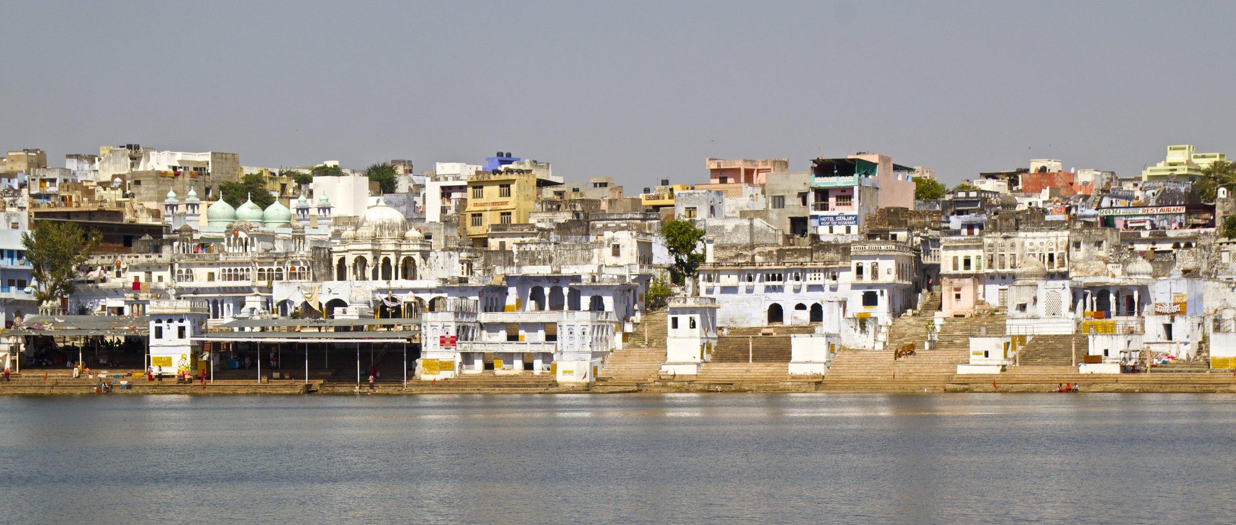 white city ghats pushkar rajasthan photography 10.jpg