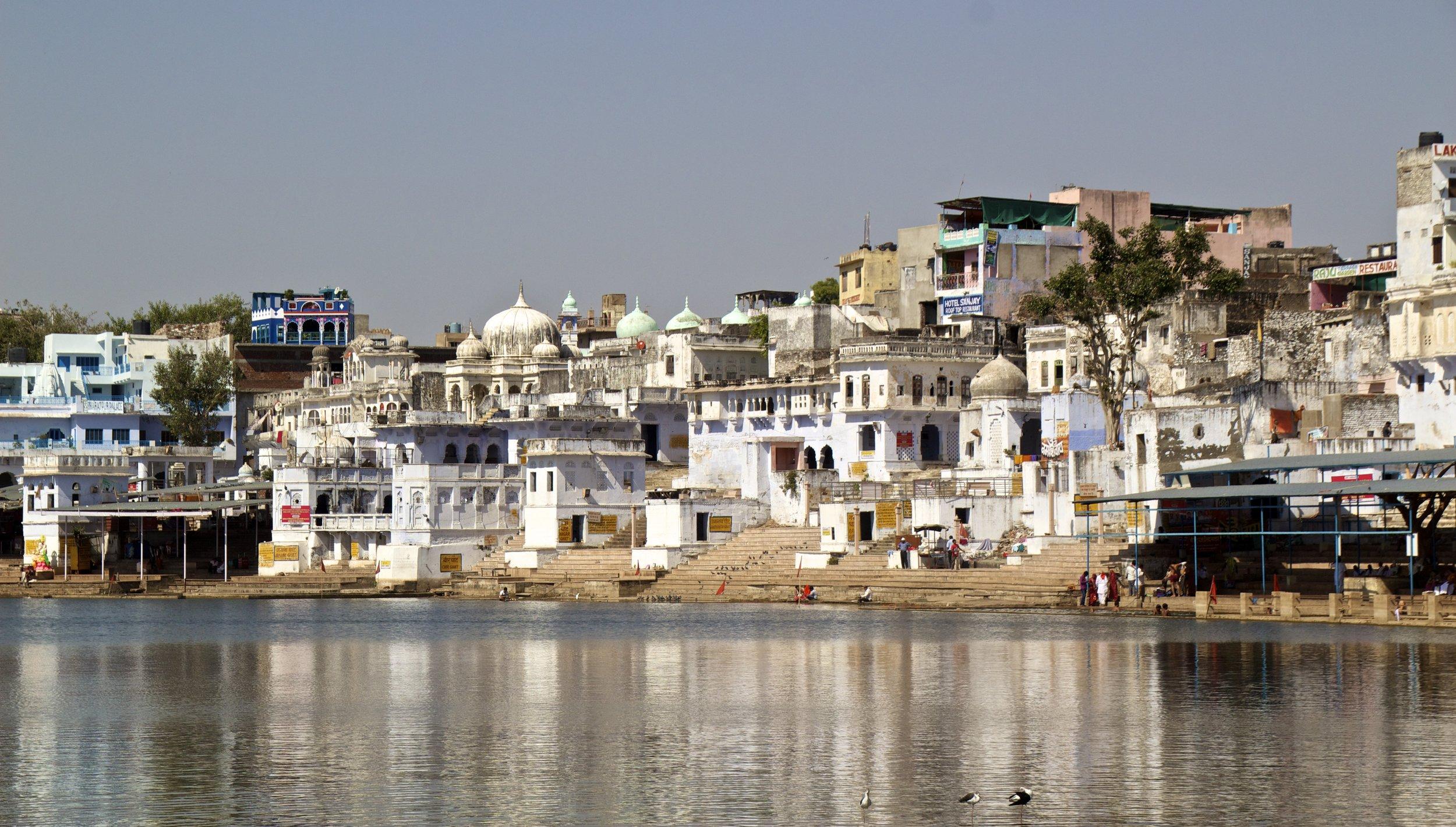white city ghats pushkar rajasthan photography 7.jpg