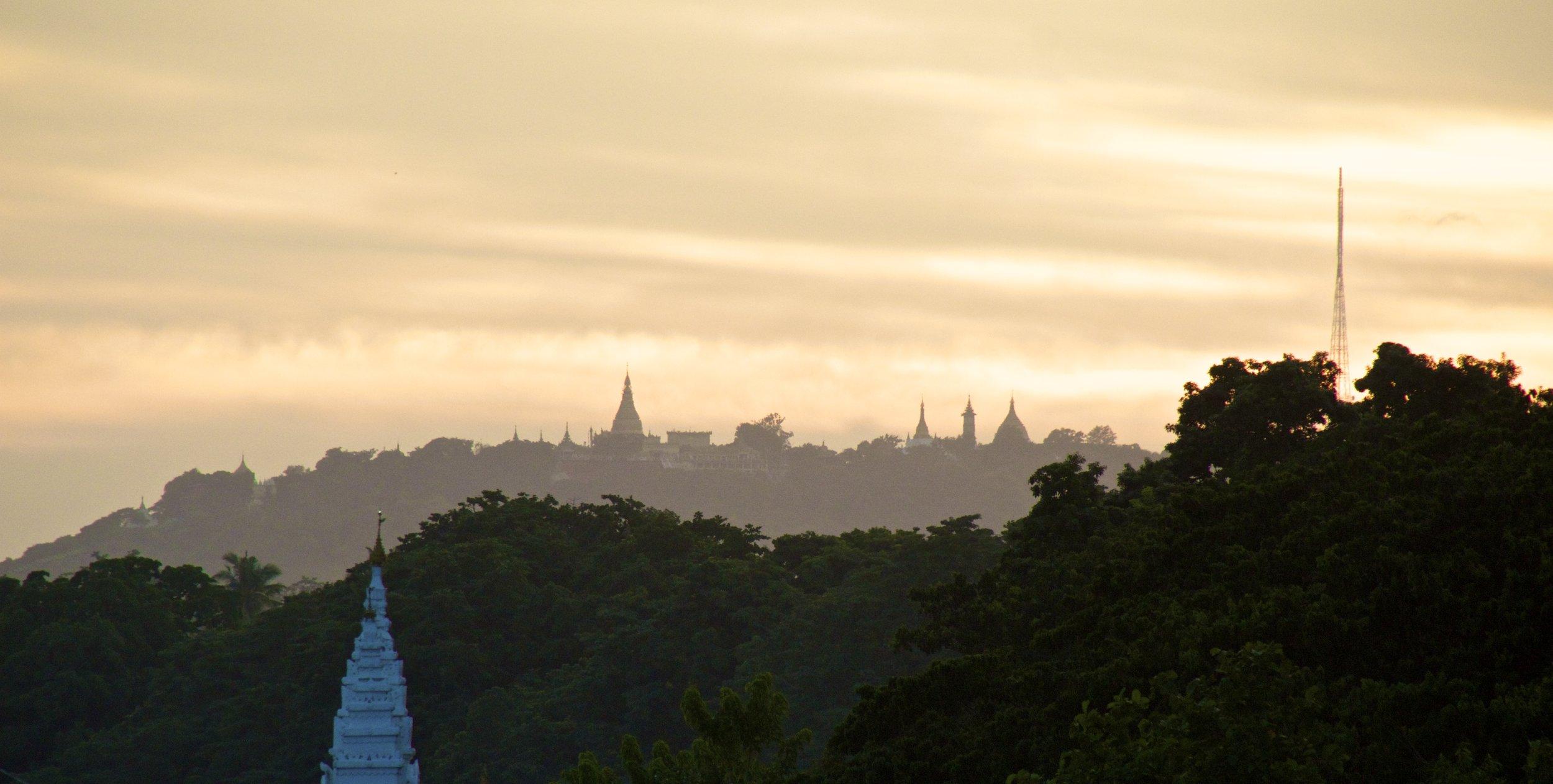 U Bein Bridge Mandalay Burma Myanmar 8.jpg
