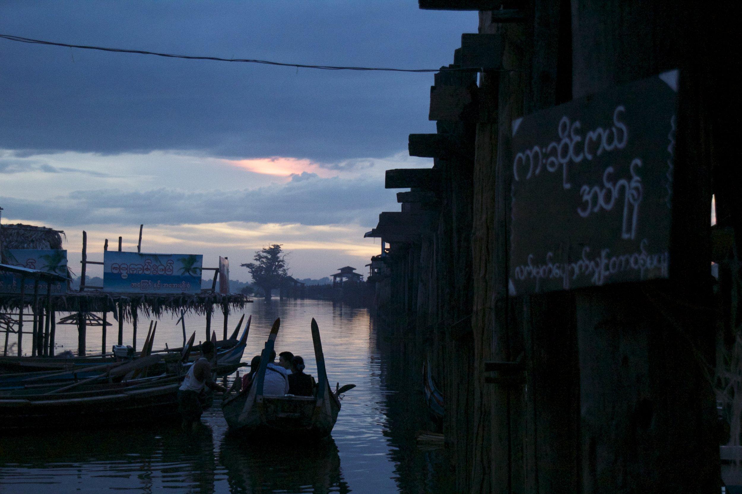 U Bein Bridge Mandalay Burma Myanmar 22.jpg