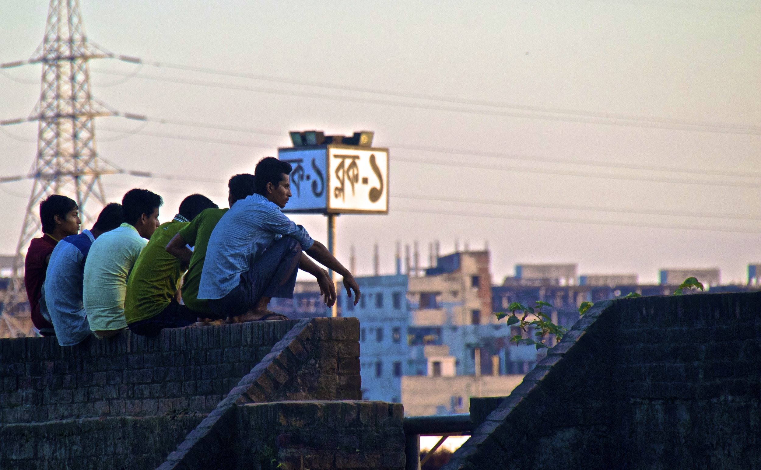 rayer bazar dhaka slums sunset 2.jpg
