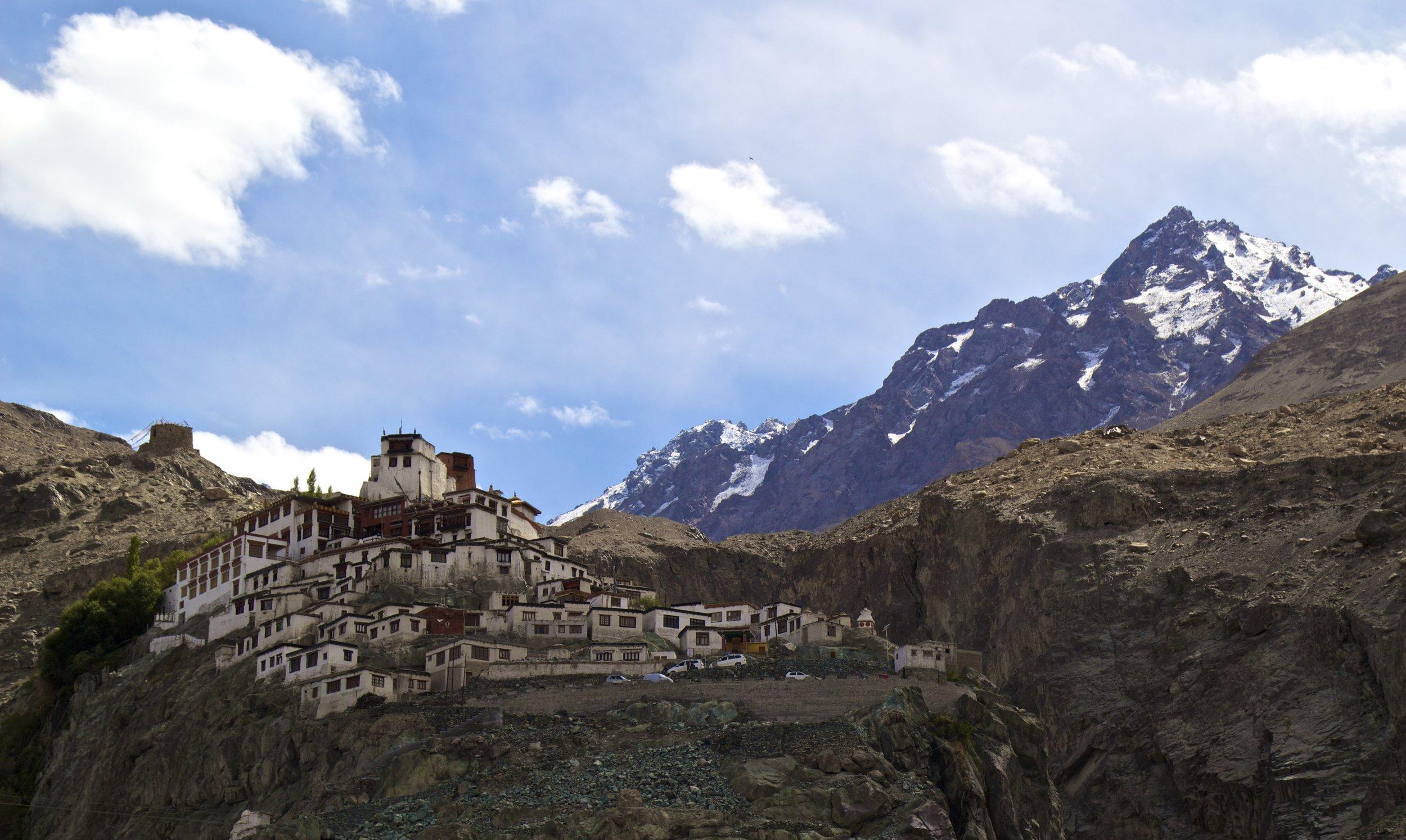 Nubra Valley Ladakh Kashmir Indian Himalayas Monastery 2.jpg