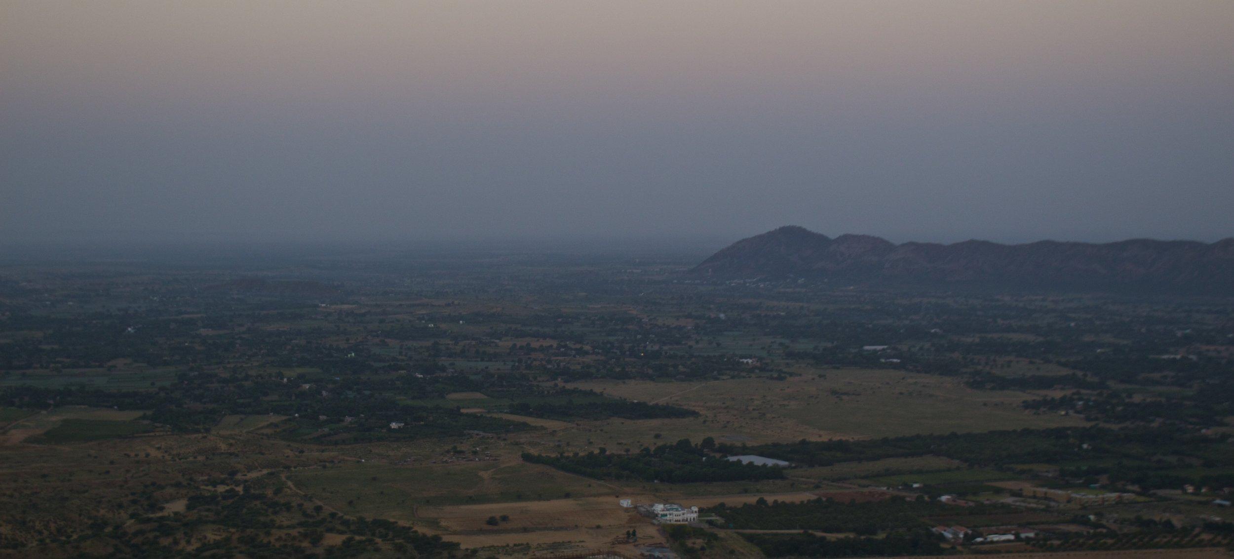pushkar rajasthan mountain top sunrise 6.jpg