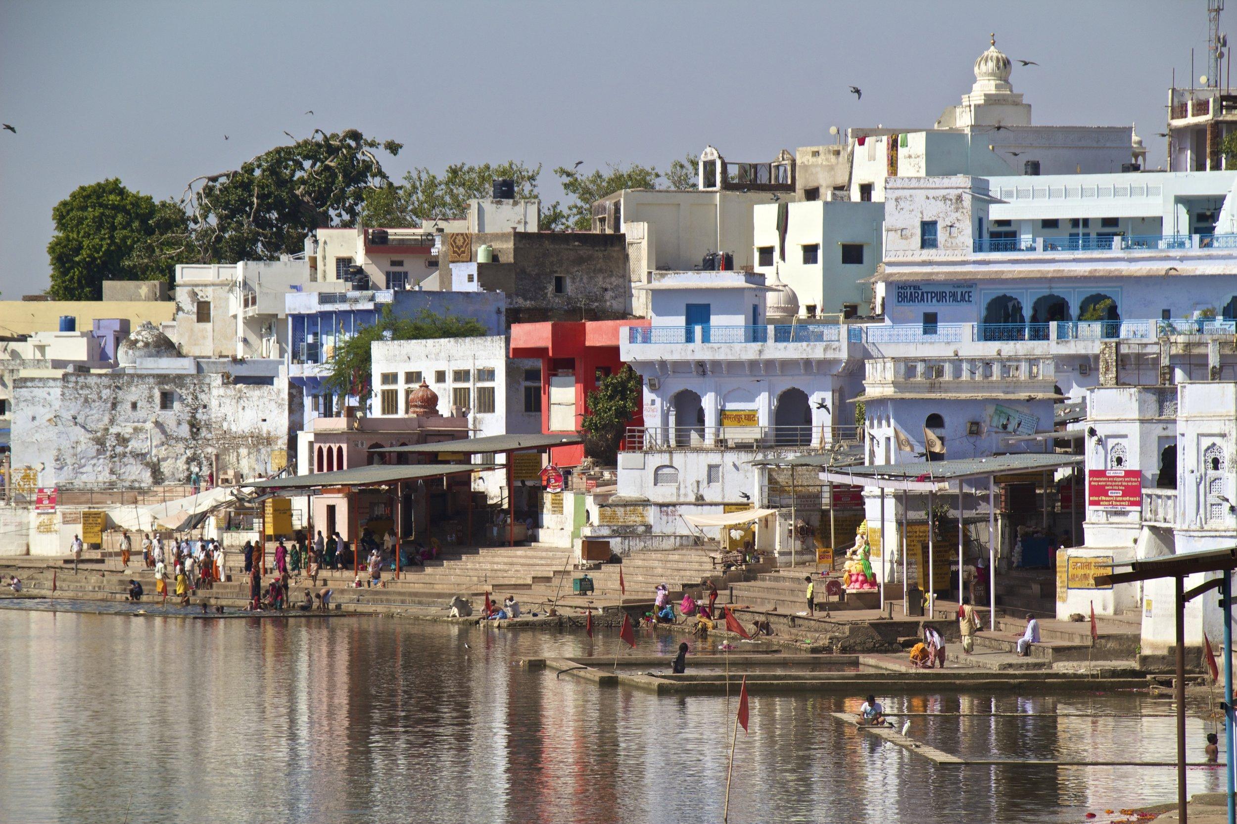 white city ghats pushkar rajasthan photography 1.jpg