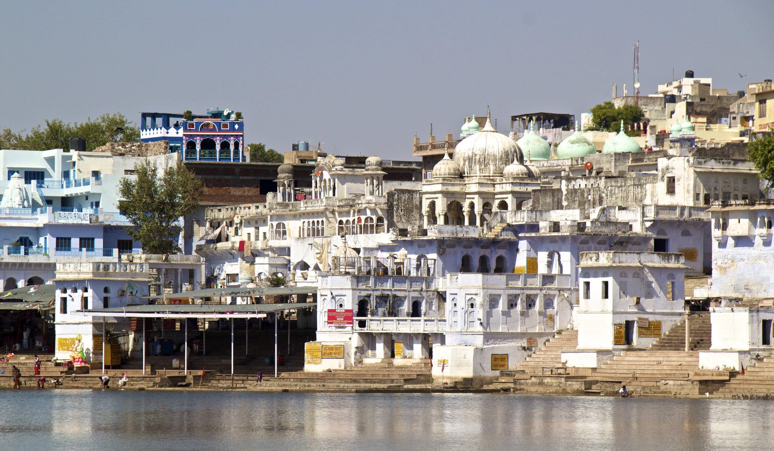 white city ghats pushkar rajasthan photography 8.jpg