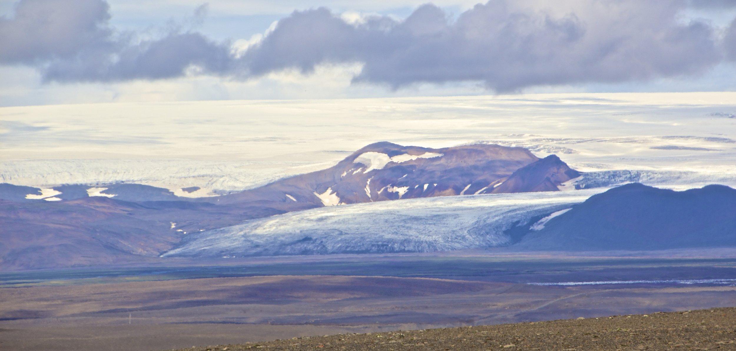 Langjökull Glacier Sprengisandur Iceland 2.jpg