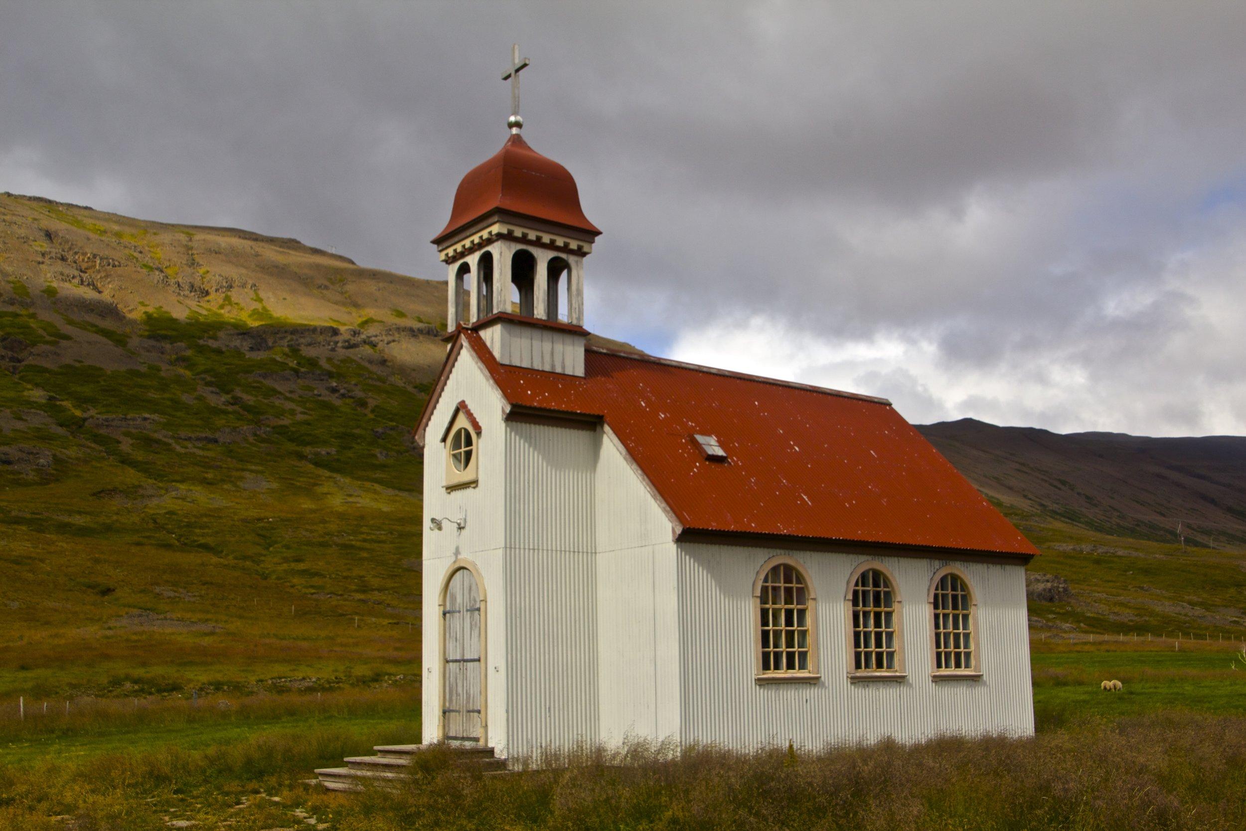 Gufudalskirkja West Fjords Churches 1.jpg