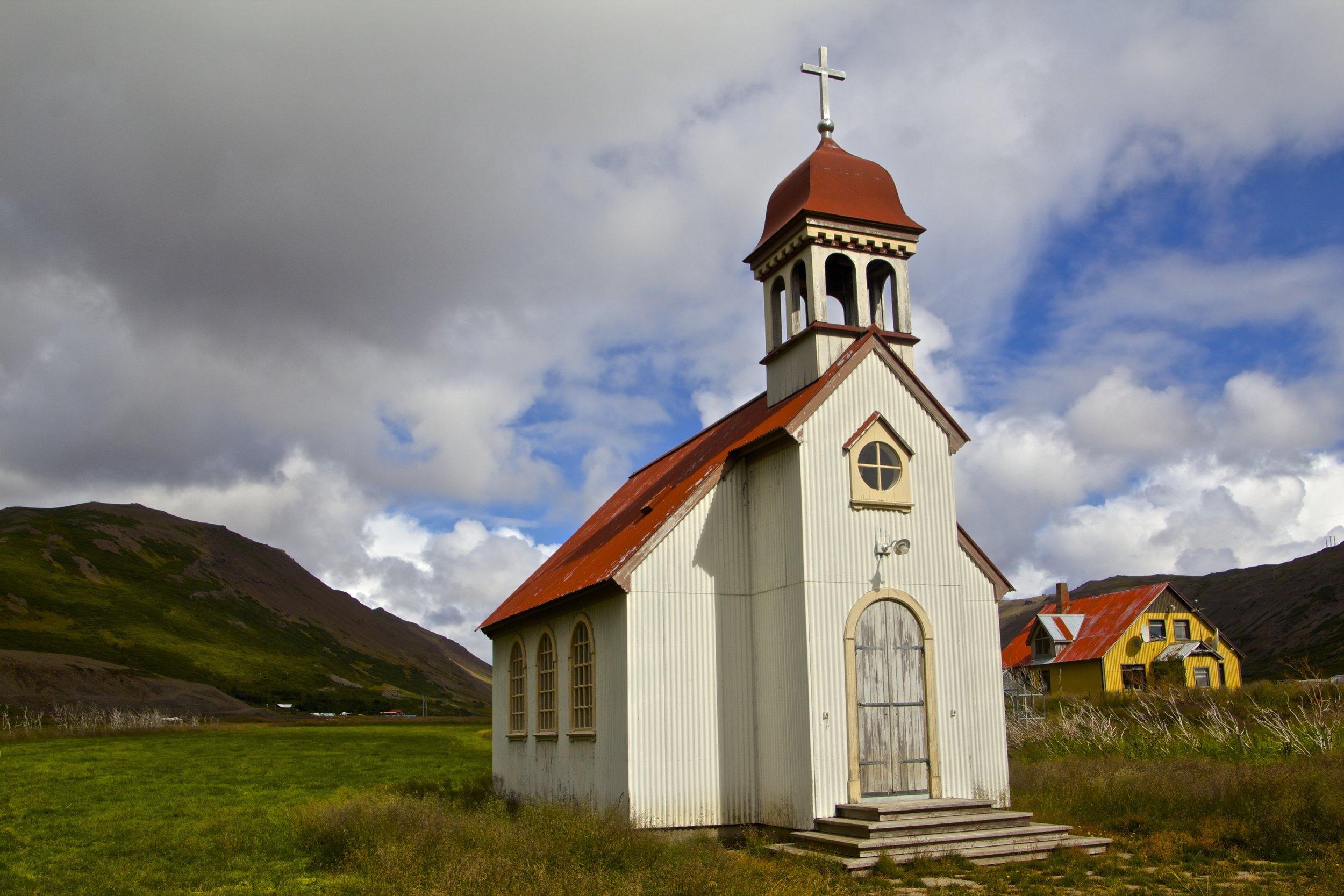 Gufudalskirkja West Fjords Churches 2.jpg