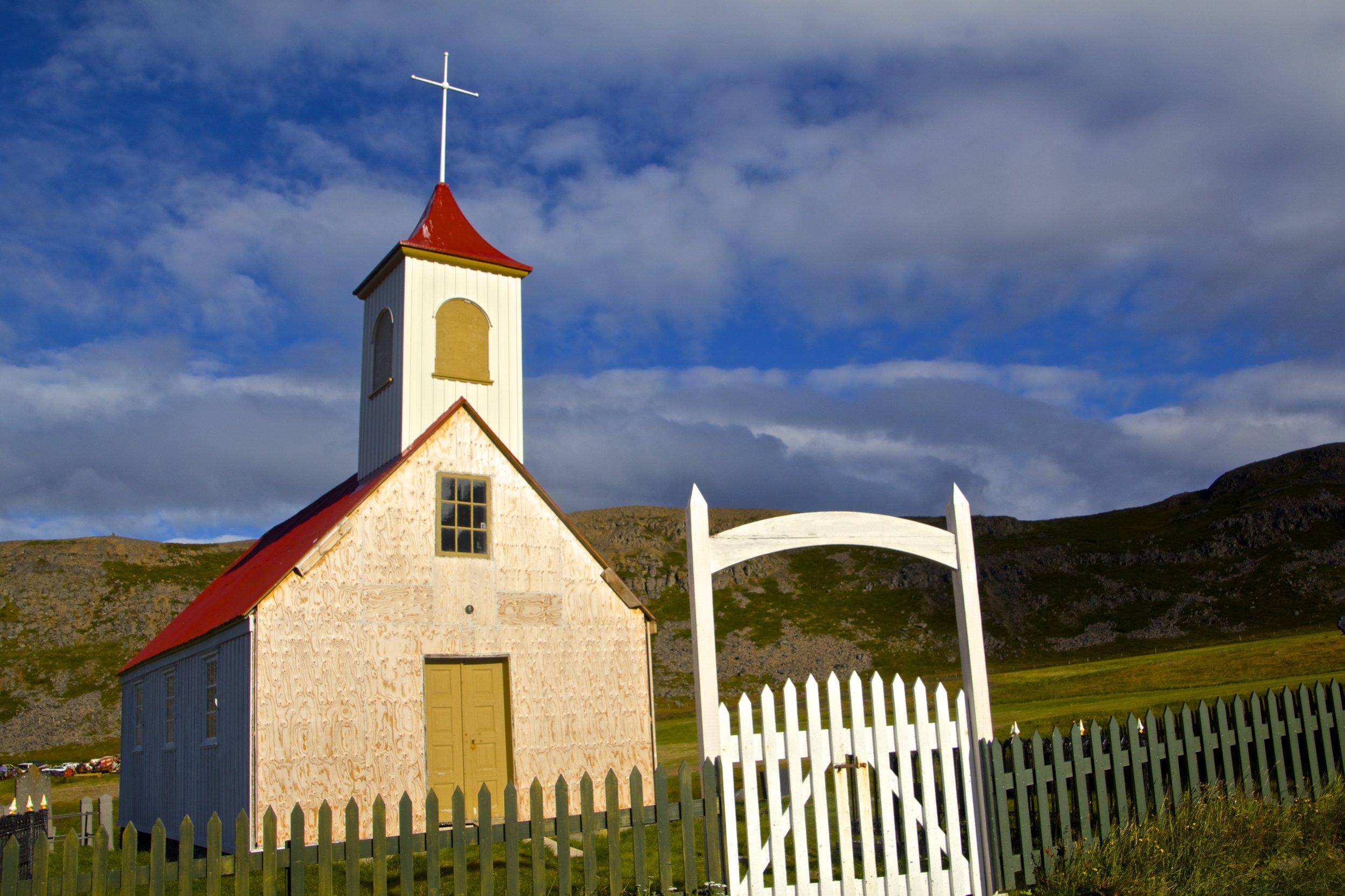 Ögurkirkja West Fjords Churches 1.jpg