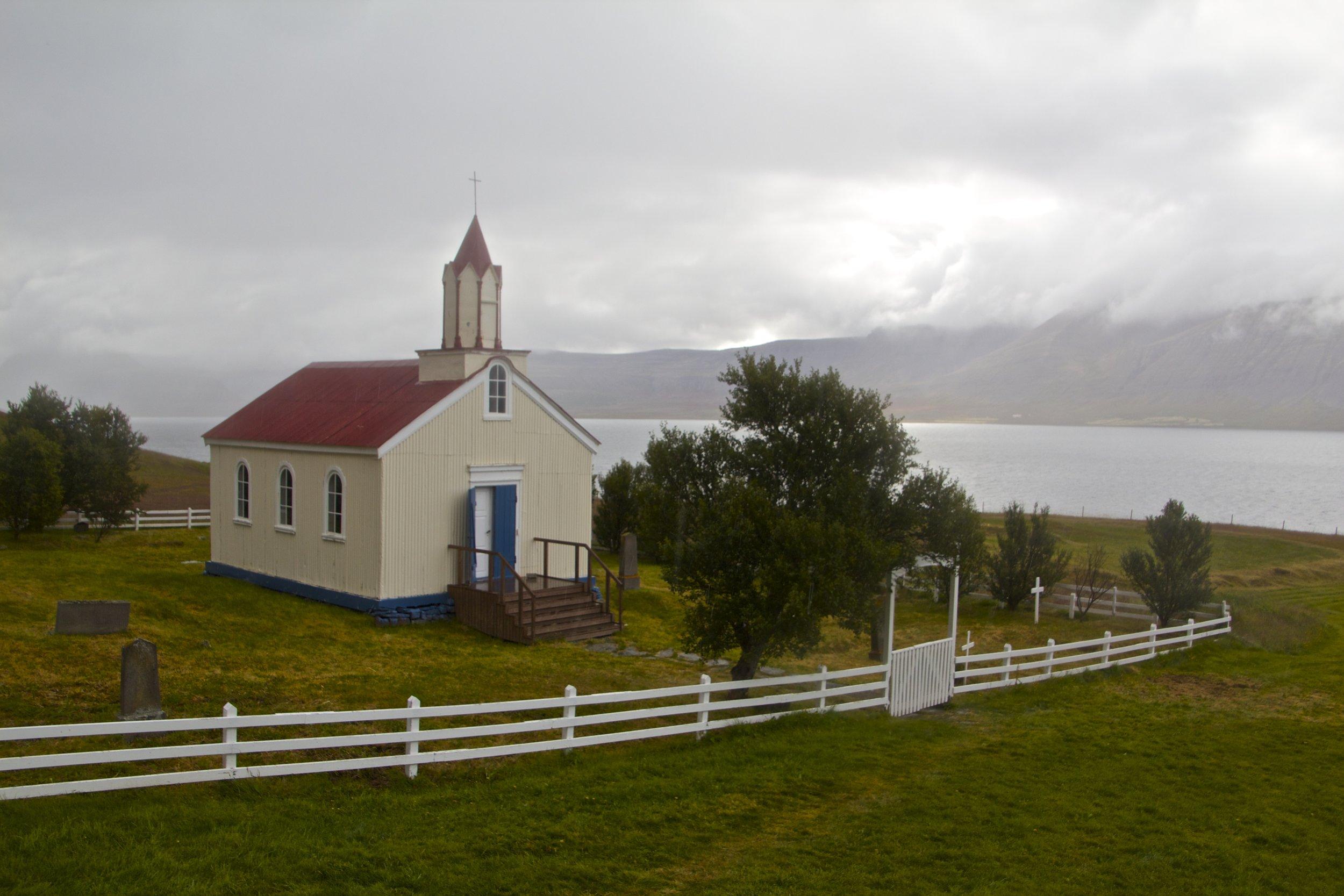 Hrafnesyrikirkja West Fjords Churches 1.jpg