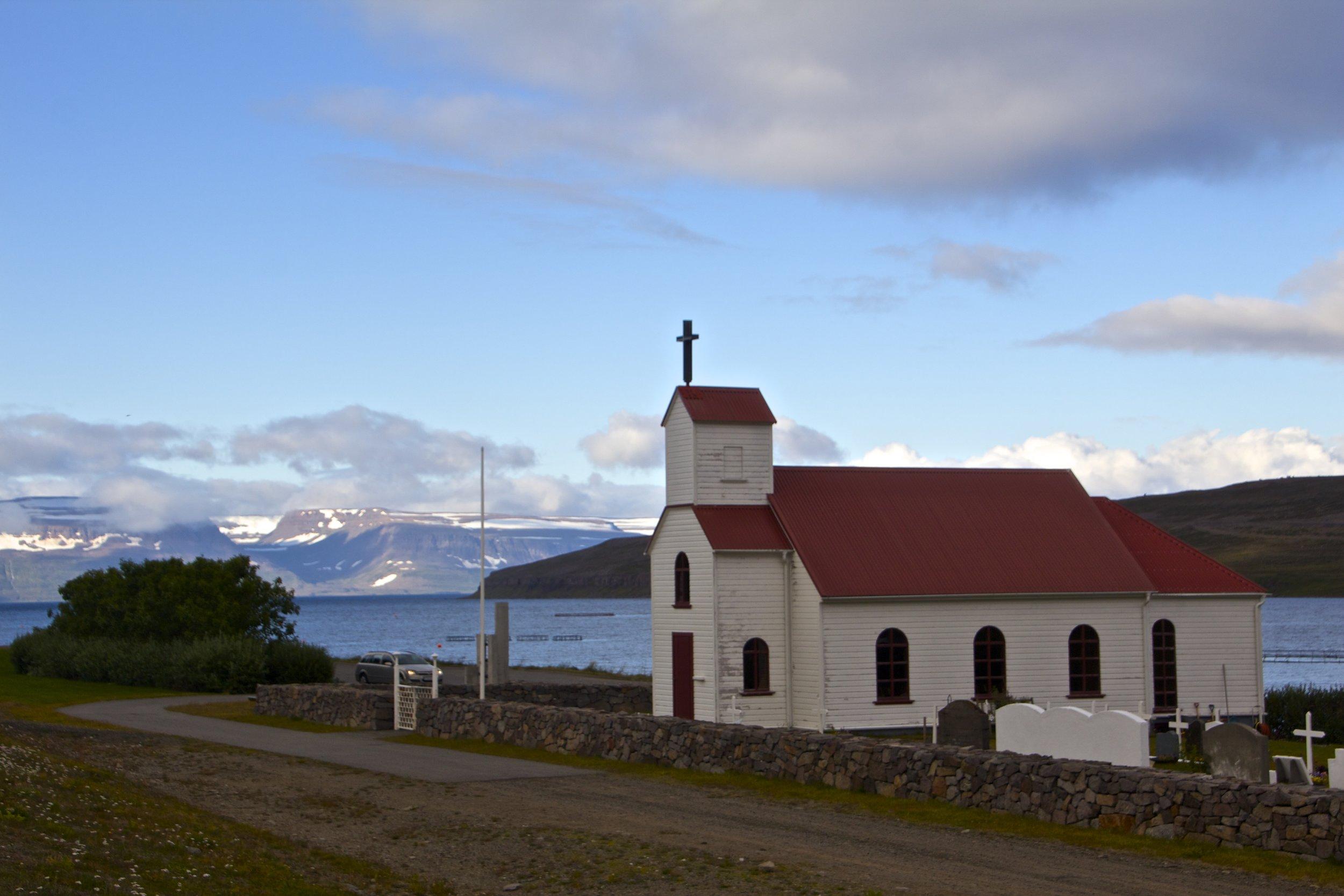 Súðavíkurkirkja West Fjords Churches 1.jpg
