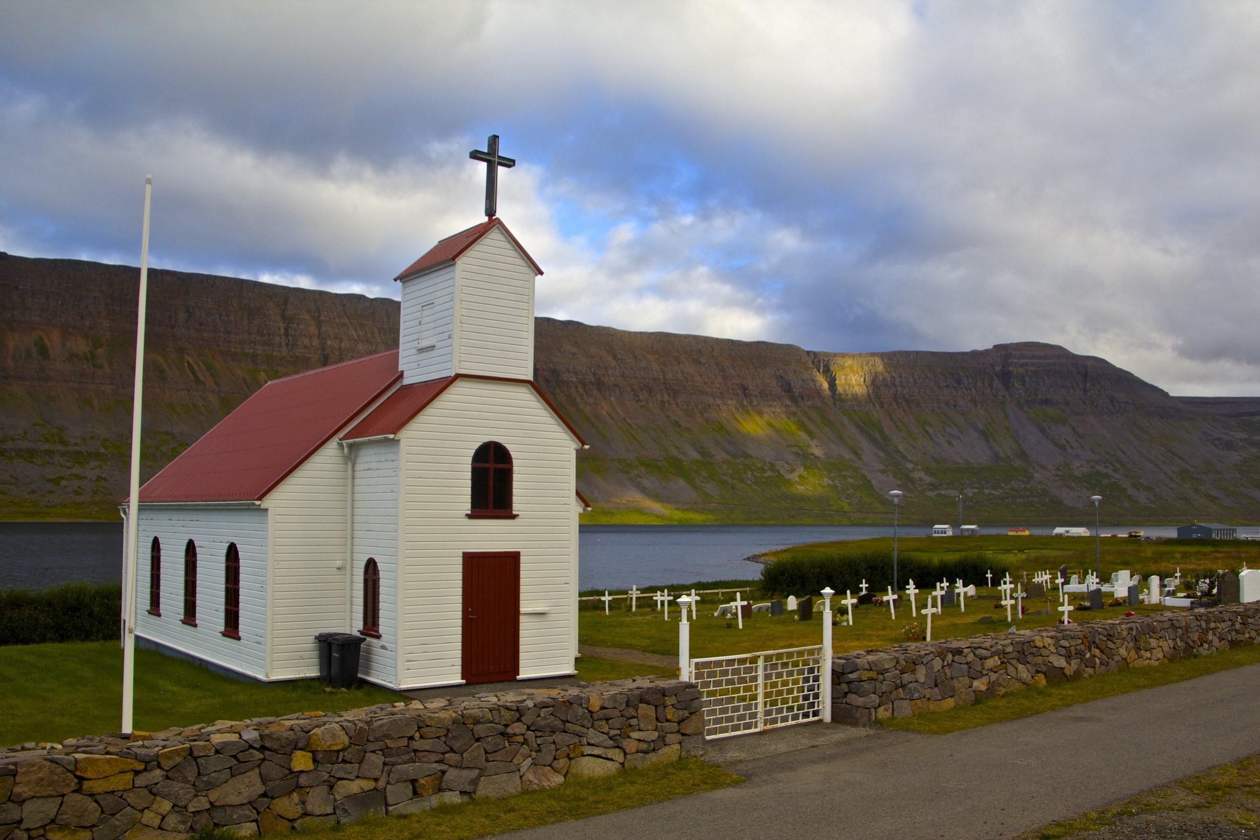Súðavíkurkirkja West Fjords Churches 3.jpg