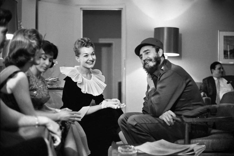Credit: https://www.1stdibs.com/art/photography/black-white-photography/alberto-korda-fidel-castro-radio-queens-new-york-wednesday-april-22-1959/id-a_730962/