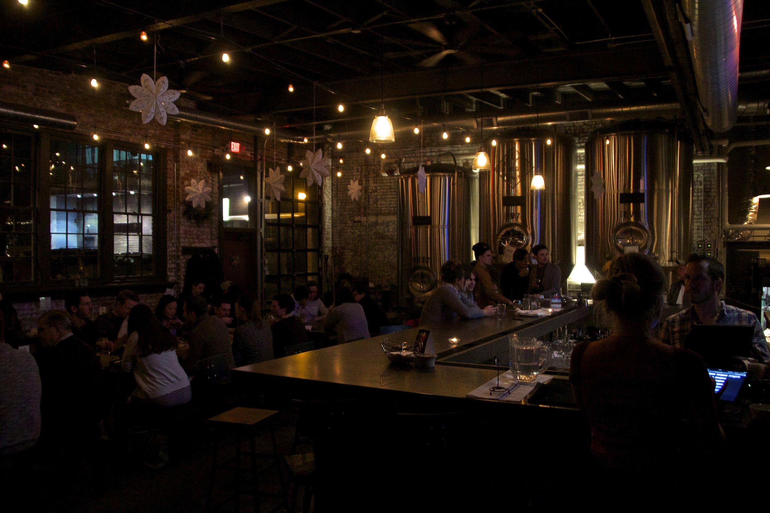 Wolf's Ridge Brewing Columbus Ohio Bars 3.jpg
