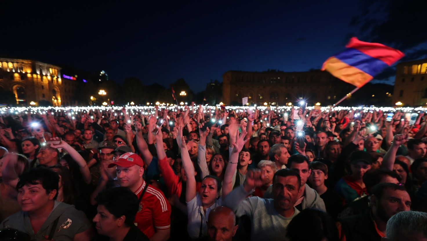 Credit:  https://warsawinstitute.org/wp-content/uploads/2018/06/May-2018.-Armenian-people-attend-an-opposition-rally-in-Yerevan-Armenia..jpg