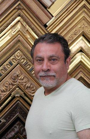 Abbas -  Owner/ Art Restorer/ Professional Framer